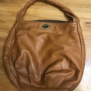 JCREW leather purse